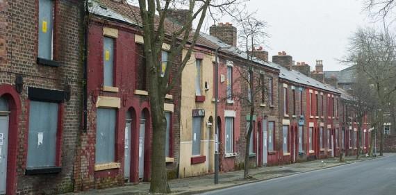 Empty Liverpool Homes