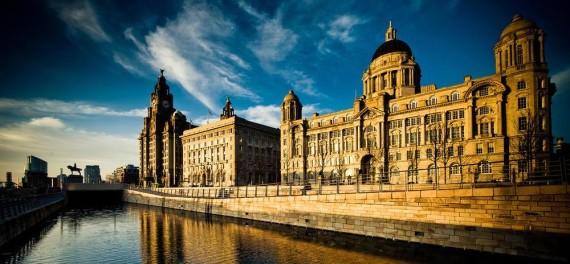 Liverpool Three Graces